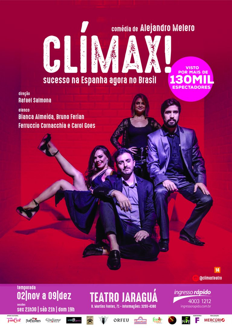 Read more about the article Clímax!