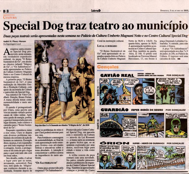 Read more about the article Reino Sustentável de OZ