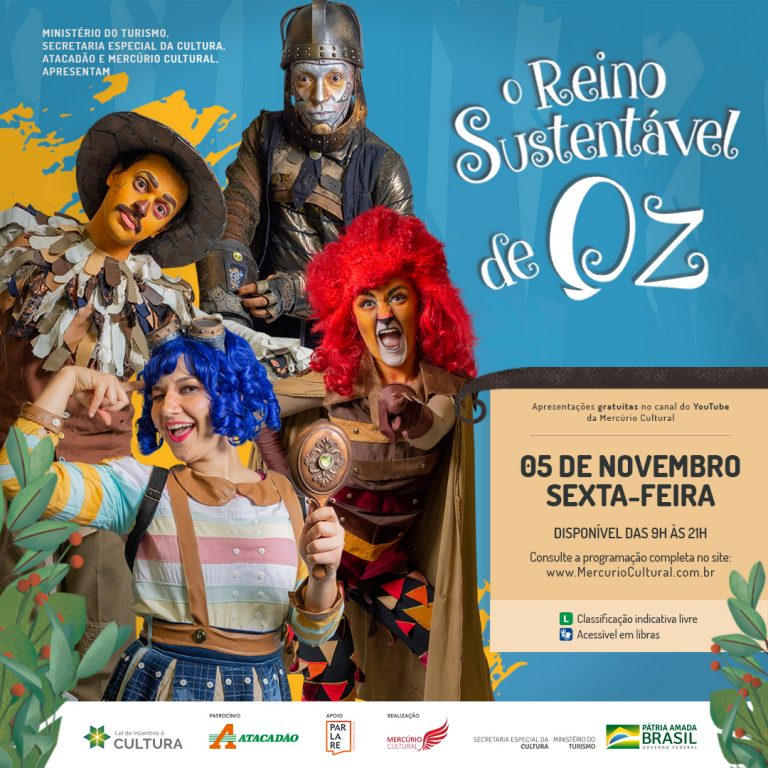 Read more about the article O Reino Sustentável de Oz
