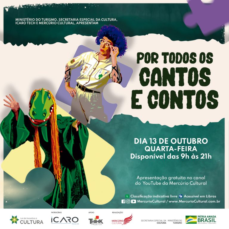 Read more about the article Por Todos os Cantos e Contos